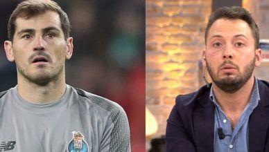 Iker Casillas demanda a Jose Antonio Avilés y le reclama 30.000 euros
