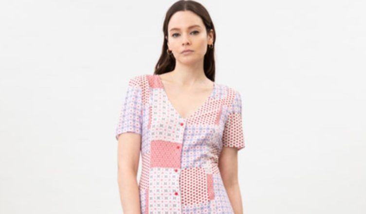 Vestidos de Lefties a 5,99 en las rebajas de verano 2021