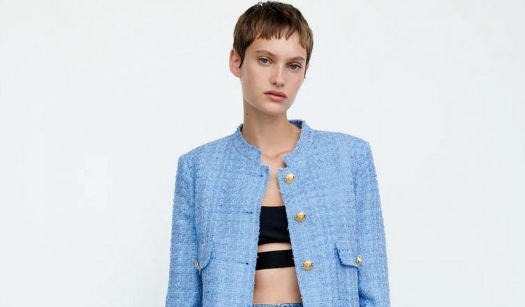 Blazers de Zara para el otoño