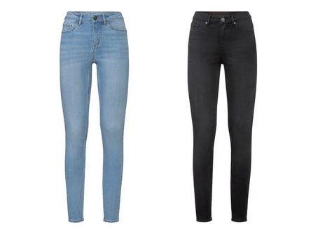 Pantalones vaqueros mujer Lidl